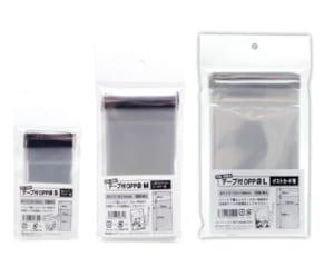 テープ付きOPP袋